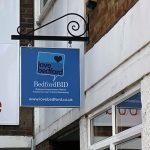 Love Bedford Bedford BID shop front