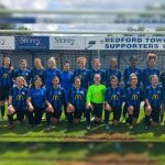 Bedford Ladies First Team 2019
