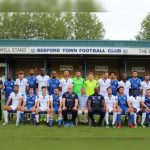 Bedford Town FC 2019 squad photo