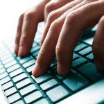 computer, pc, laptop, typing, online, website
