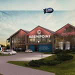 Brewpoint Brewery Artists Impression