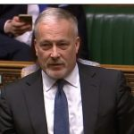 Richard Fuller MP speaking in Parliament