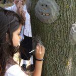 Queens Park Academy Outdoor Classroom 1