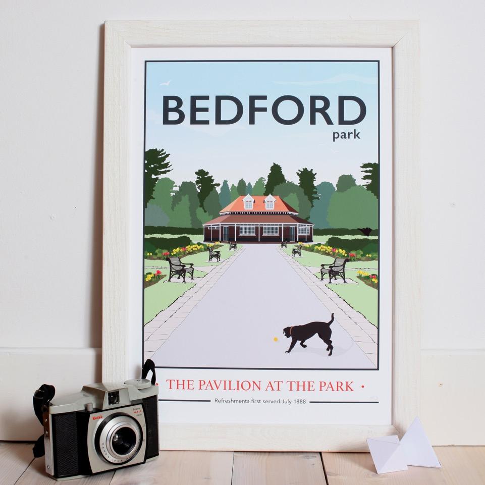 Pavilion, Bedford park copy