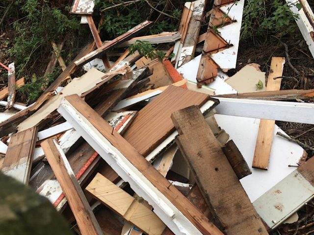 MS Centre flytipping