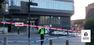 town centre stabbing