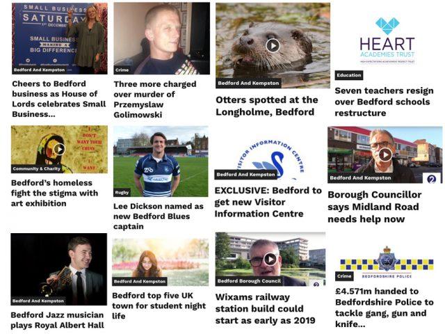 Bedford Independent Stories