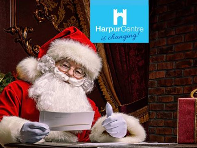 Father Christmas Harpur Centre