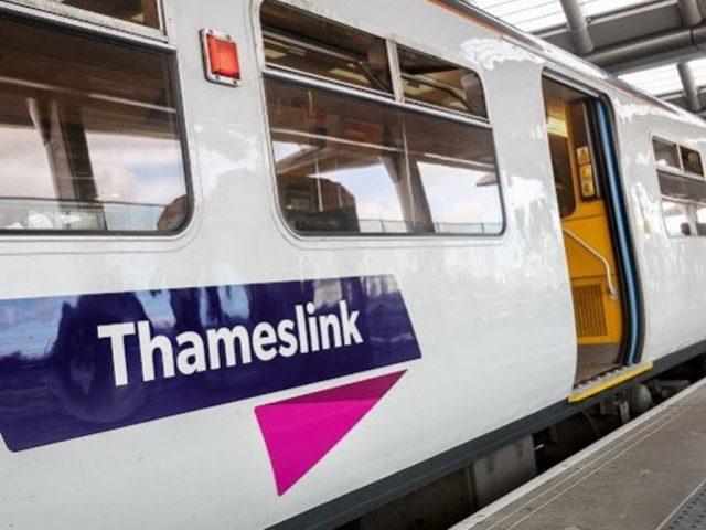 Govia Thameslink Train
