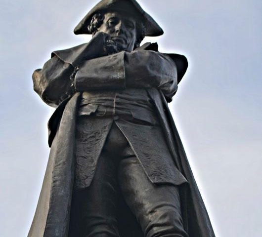 John Howard Statue