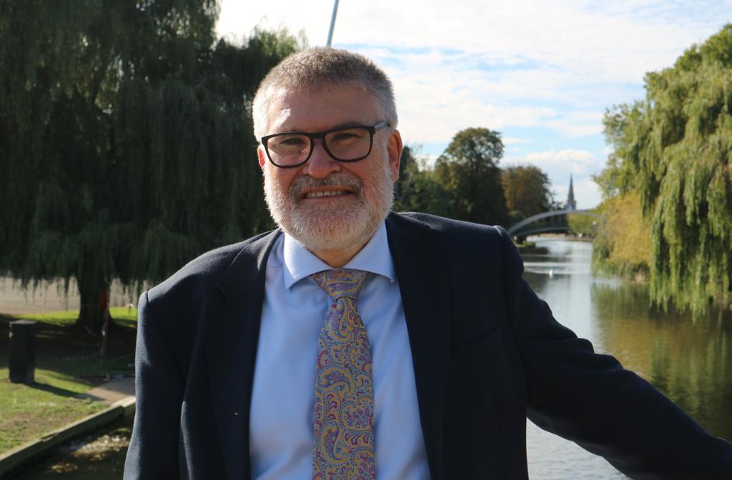 Mayor Dave Hodgson