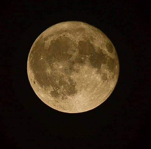 Moon Damian Ratcliffe