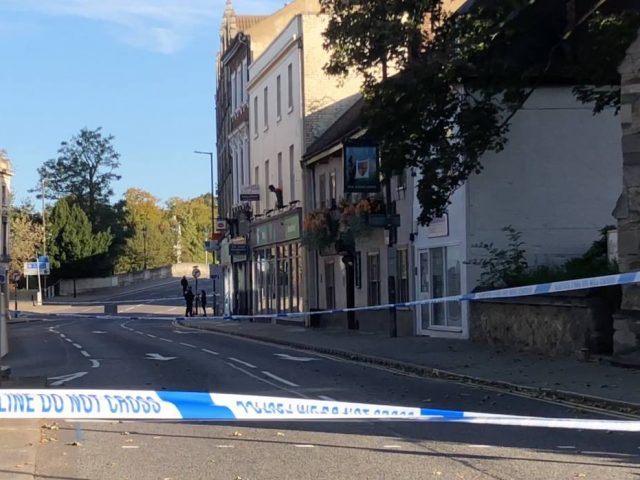 St Mary's Street Stabbing