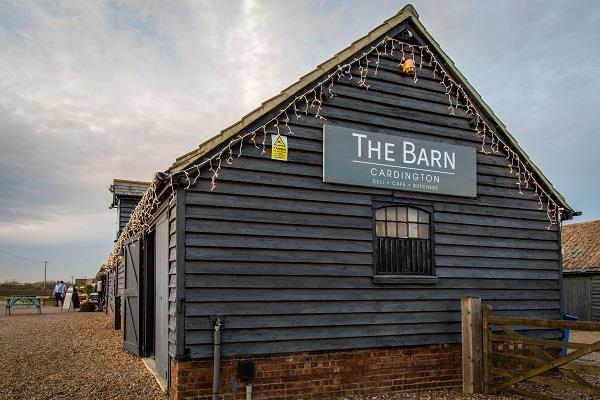 The Barn, Cardington