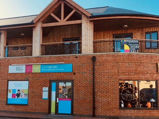 Back and Body Clinic Great Denham