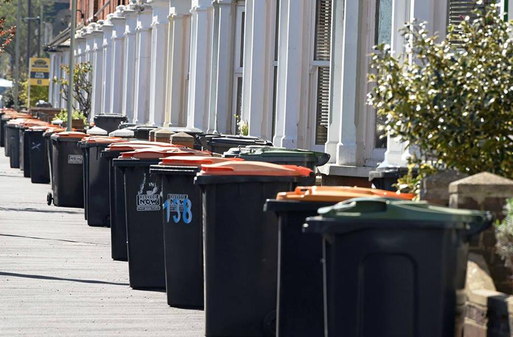 Bedford Borough Council Bins