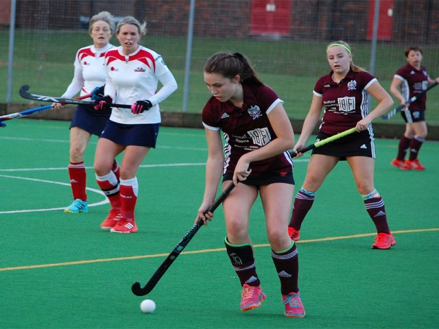 Bedford Hockey 5 December 1