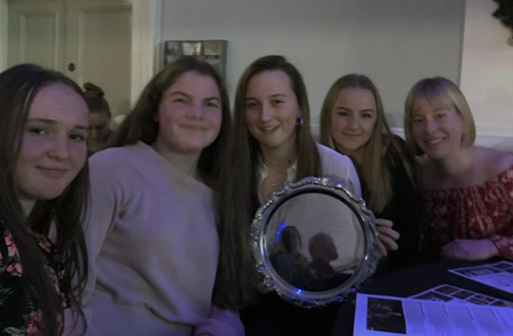 Bedford Hockey Club Awards
