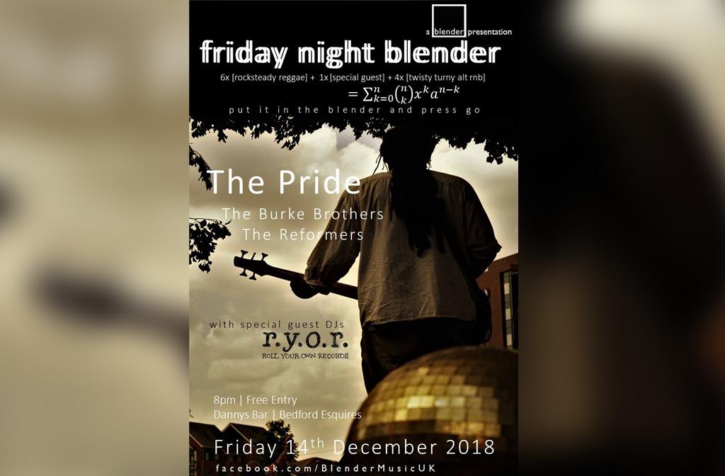 Friday Night Blender