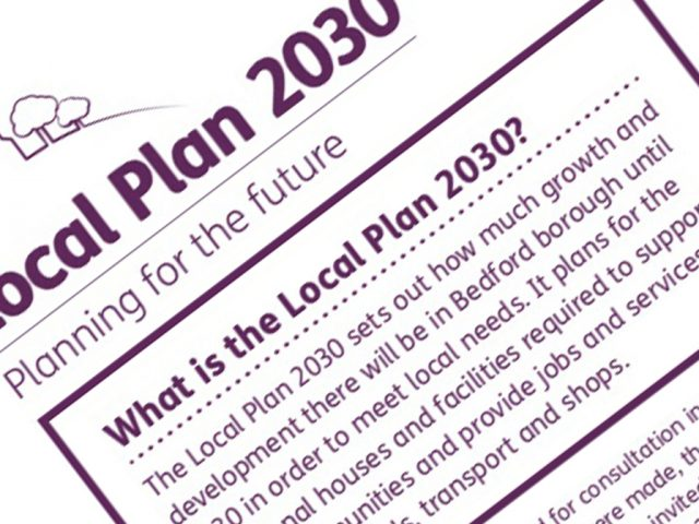 Local Plan 2030 Leaflet