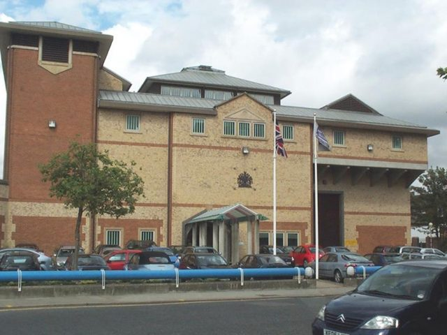 Bedford prison