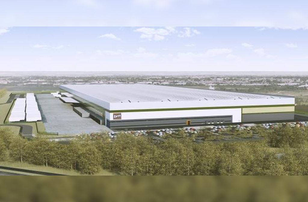B&M Distribution Centre Bedford