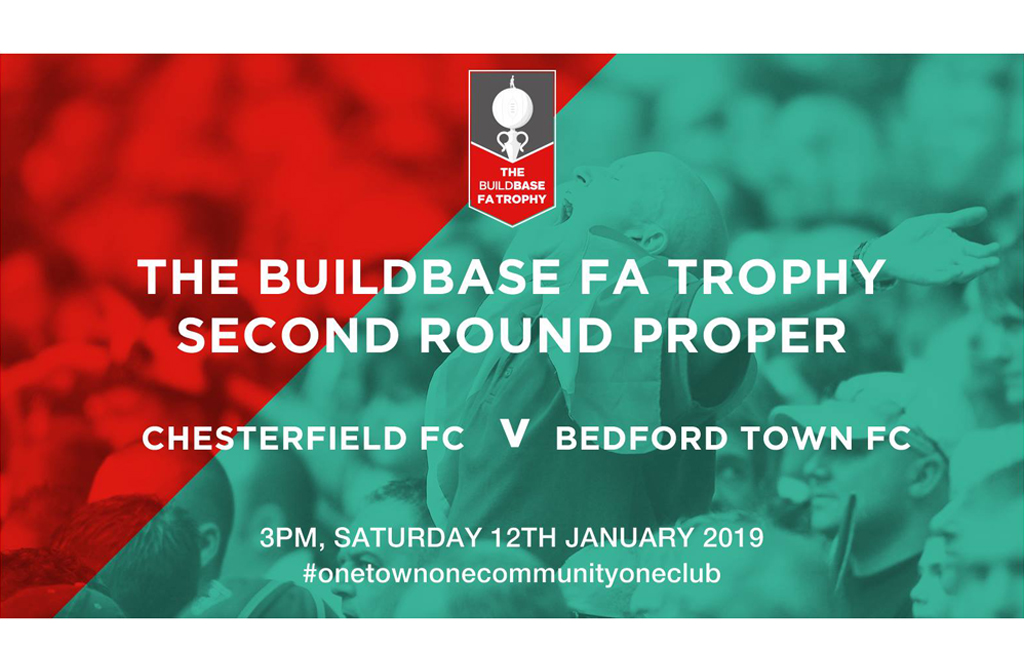 Bedford Eagles v Chesterfield