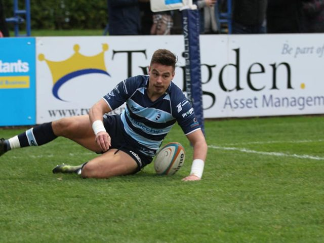 Blues v Ealing