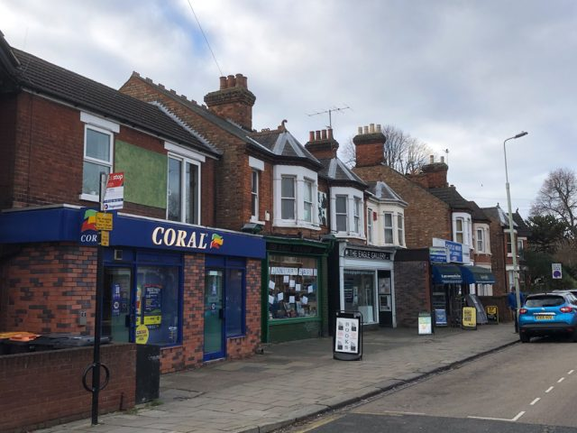 Coral Betting Shop, Castle Road