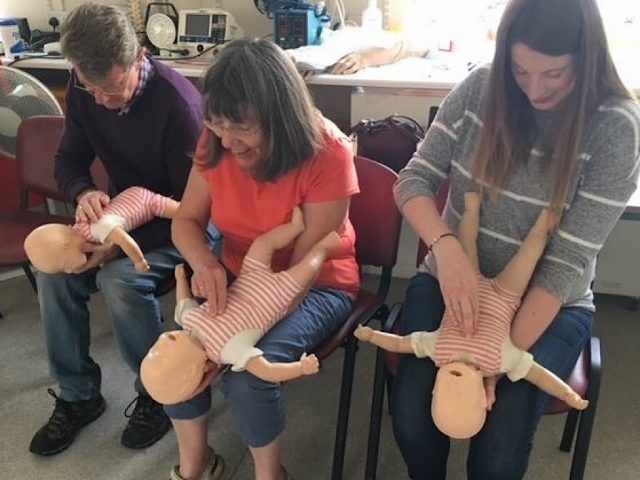 Bedford Hospital resuscitation