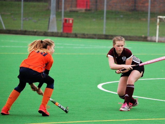 Ladies' 6s Hockey Bedford v St Albans 5 Jan