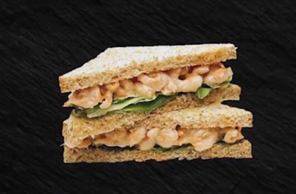M&S prawn sandwich