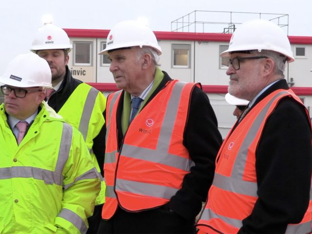 Sir Vince Cable Bedford Link