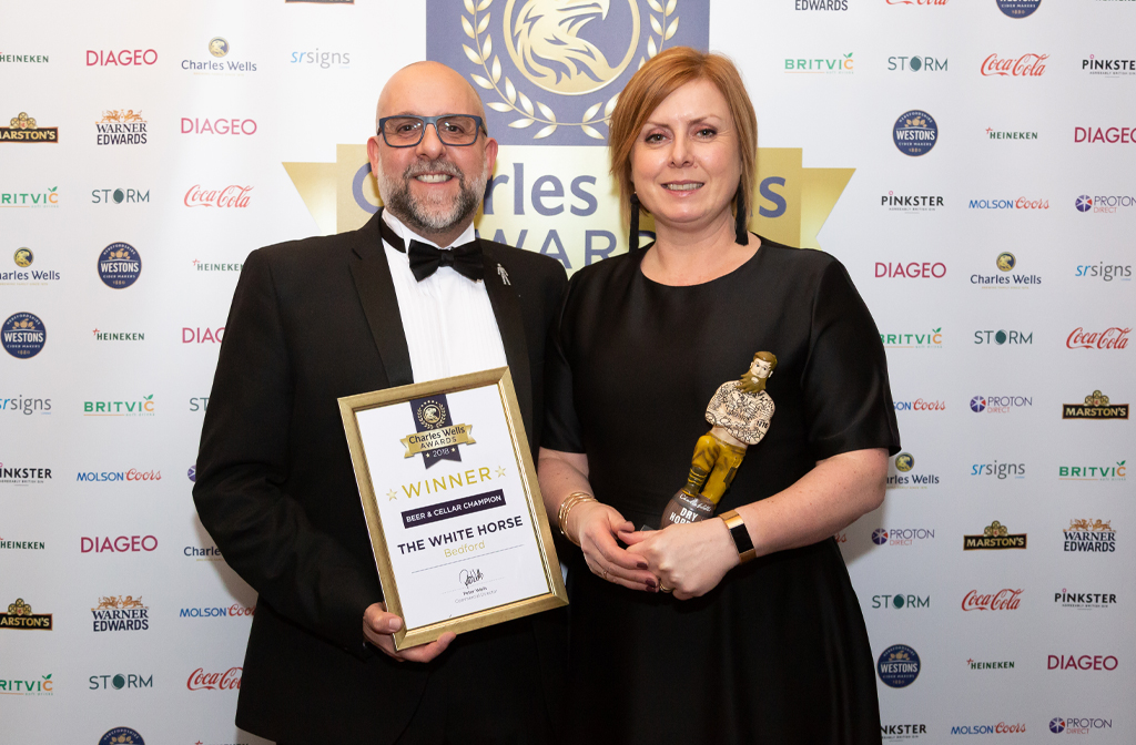 The White Horse Charles Wells Awards 2019