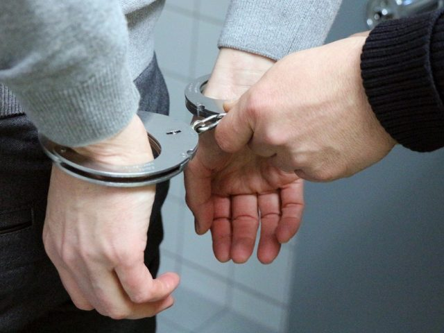 Charge/Arrest Bedford Bedfordshire Police