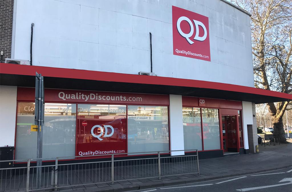 Bedford QD store
