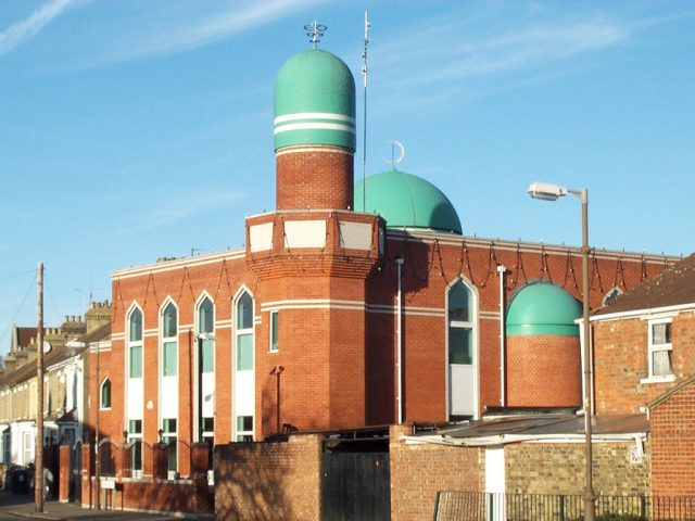 Bedford Queens Park Mosque