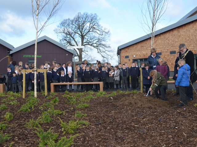 Cotten End Forest School and Preschool opening March 2019