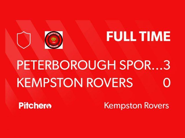 Kempston V Peterborough 9 March