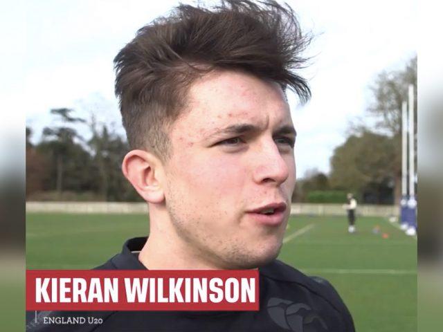 Kieran Wilkinson