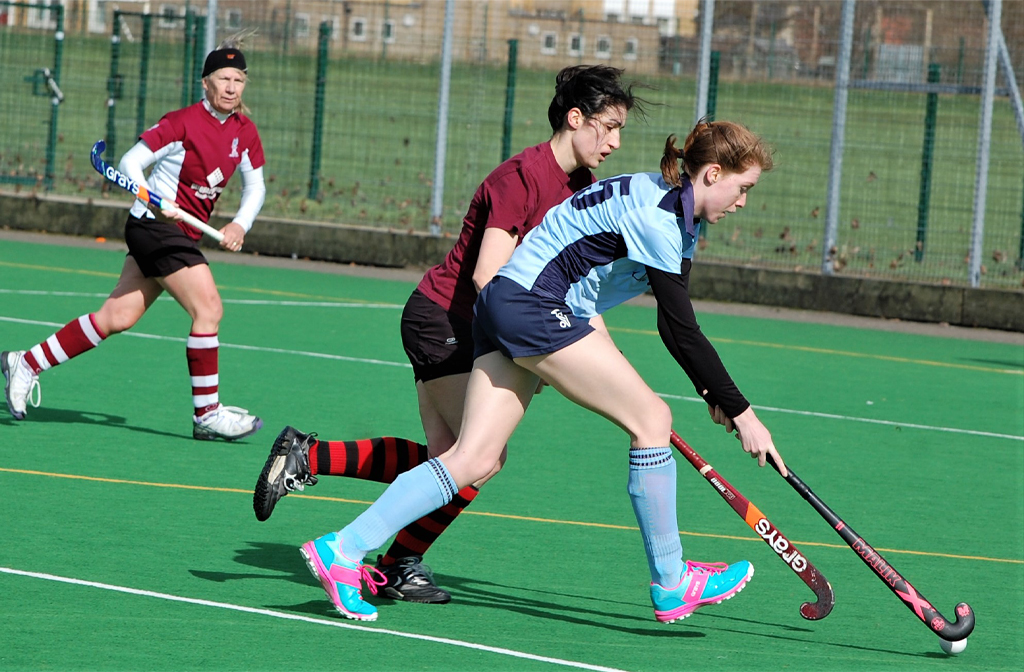 Ladies' 5s v St Neots