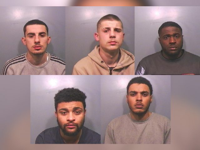 Mile Road and Kempston Block Gang Jailed