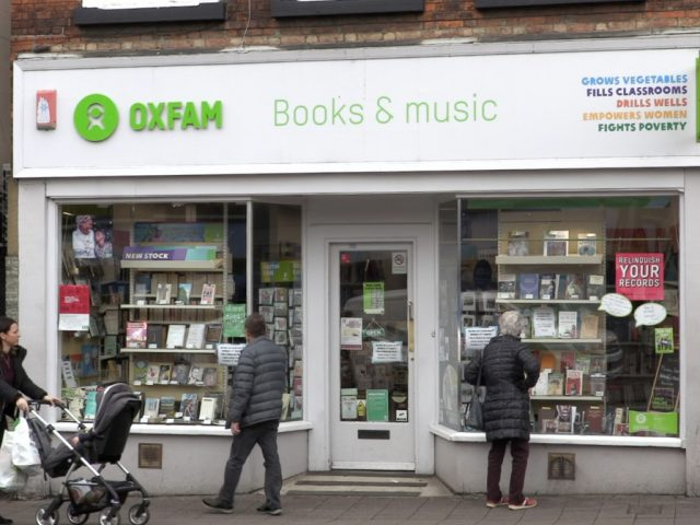 Oxfam Book and Record Shop
