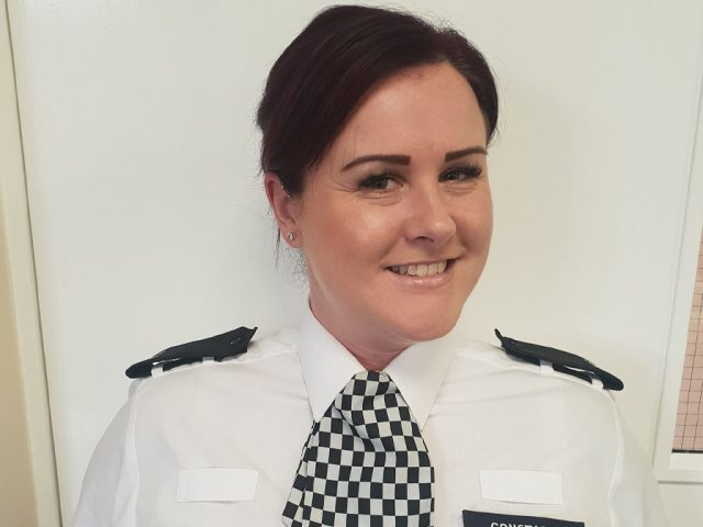 PC Hayley Hunter