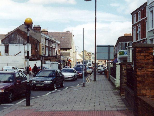 Midland Road Bedford