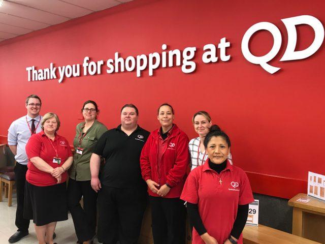 QD Store team