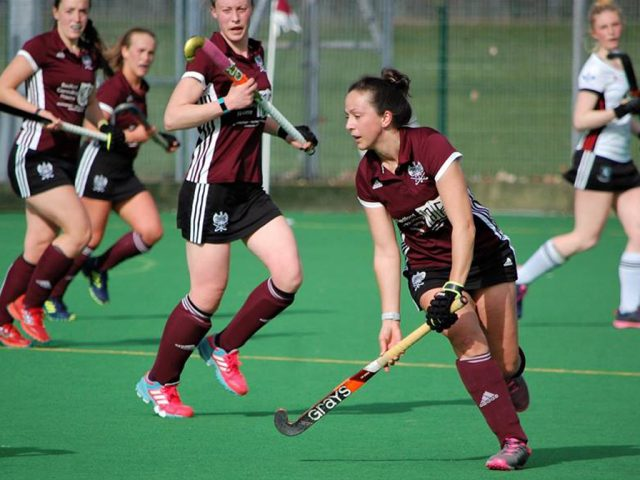 The Ladies' 1s will be continuing with their National League endeavours next season