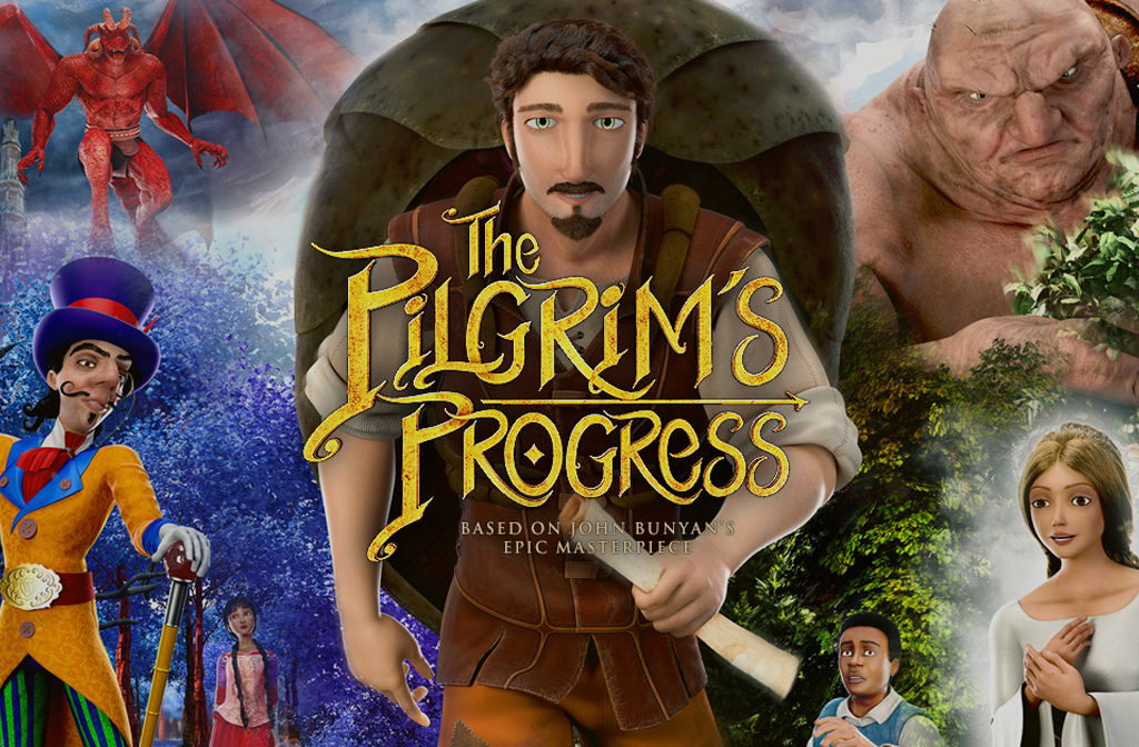 The Pilgrim's Progress film poster