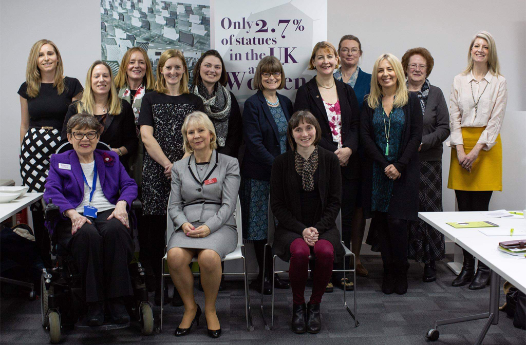 Women of Bedford Roundtable group shot 2019