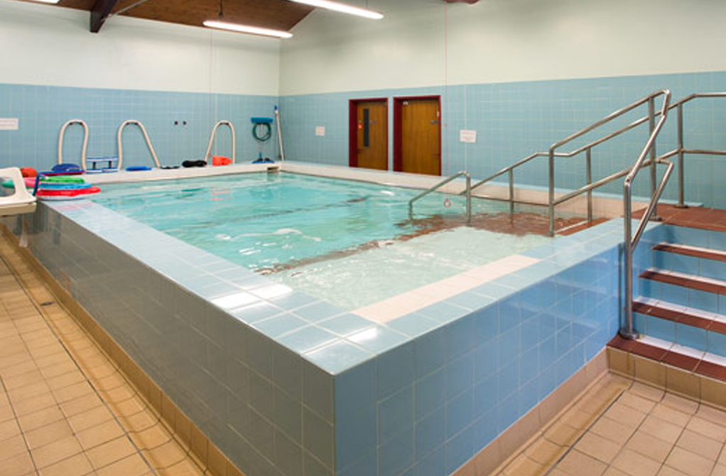 Bedford Hospital Hydrotherapy Pool